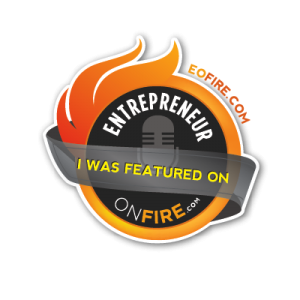 EntrepreneurOnFire Badge