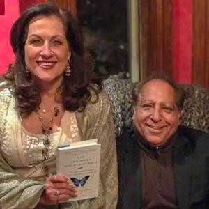 Gina Vild and Sanjiv Chopra